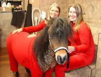 Why we wear redunderwear