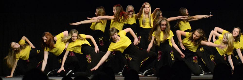 Kidzact:  Choreographing a betterlife